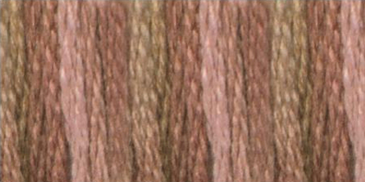 Color Variations Embroidery Floss - Driftwood #4140