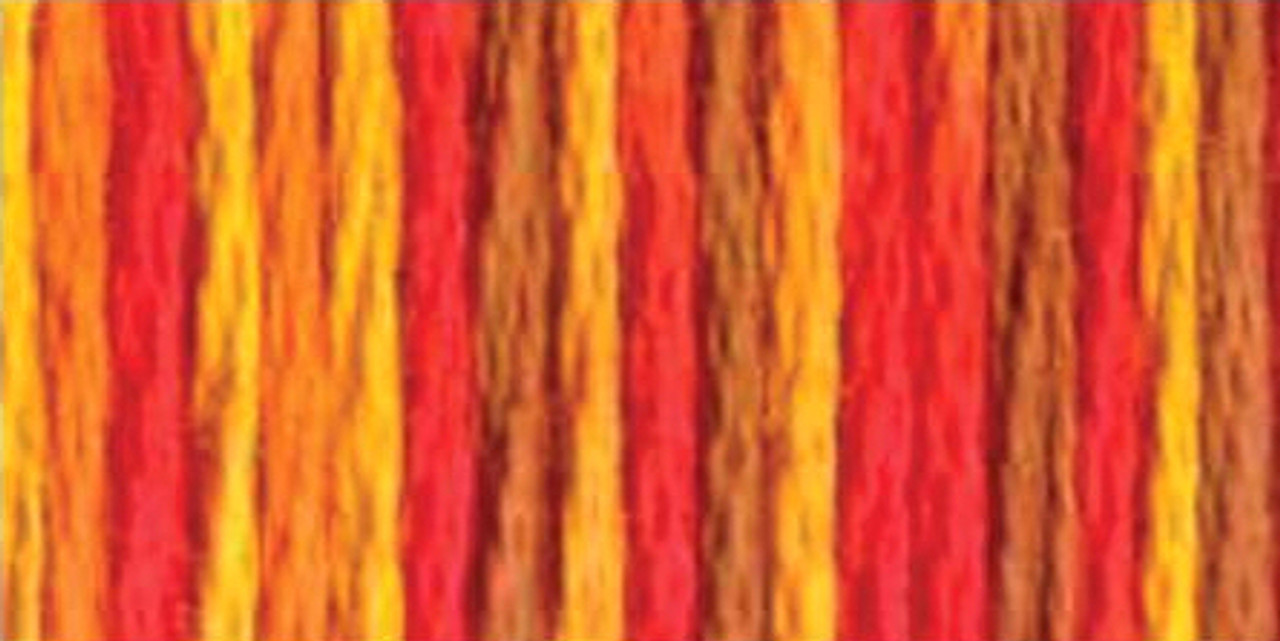 Color Variations Embroidery Floss - Fall Harvest #4122