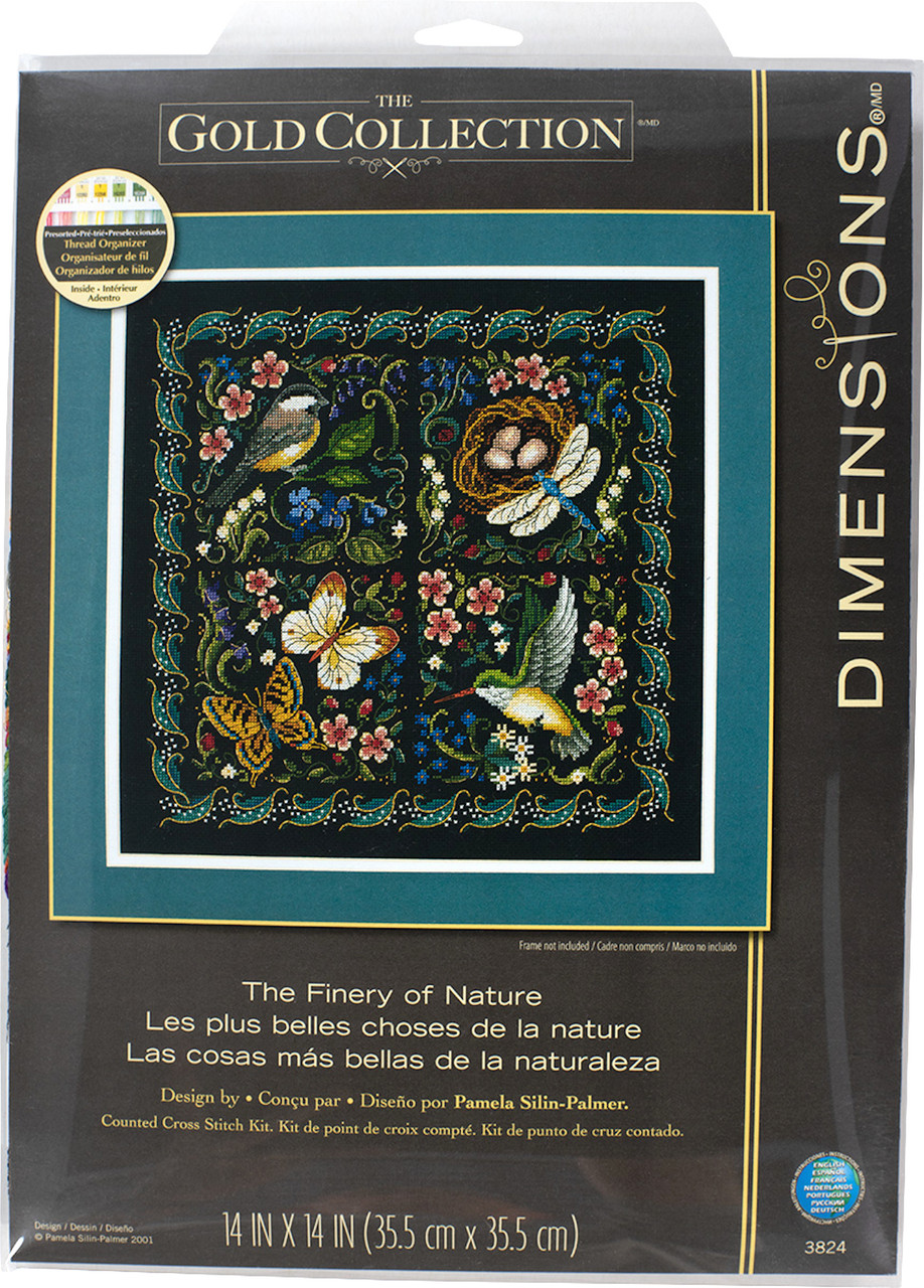 Dimensions Gold Collection - The Finery Of Nature