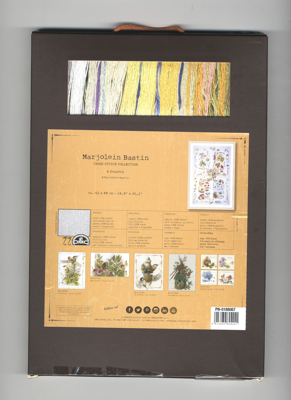LanArte - Marjolein Bastin Four Seasons Special Edition