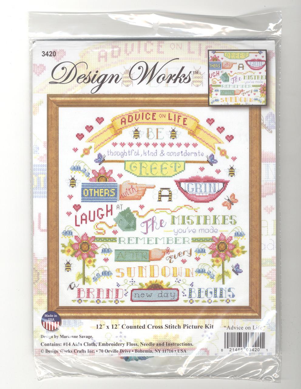 Design Works -  Advise on Life