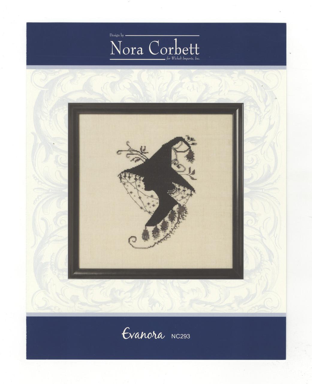 Nora Corbett Bewitching Pixies - Evanora