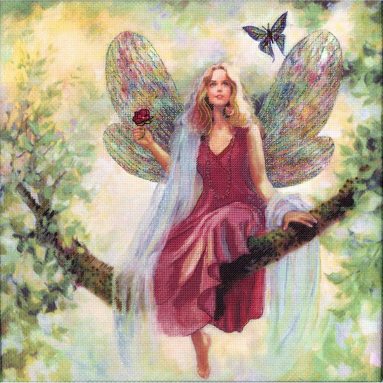 Candamar - Summer Tree Fairy
