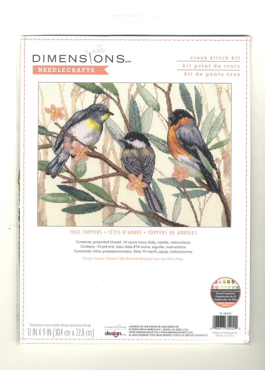 Dimensions - Tree Toppers