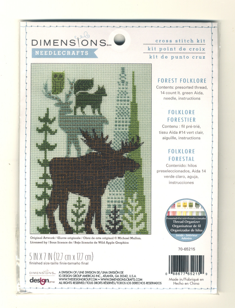 Dimensions Minis -  Forest Folklore