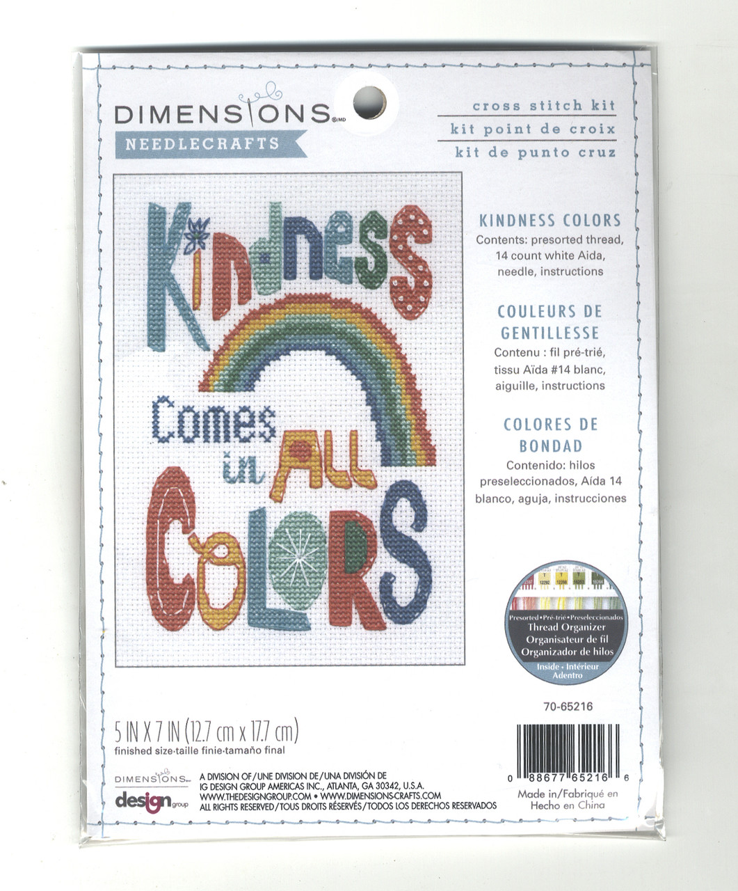 Dimensions Minis -  Kindness Colors