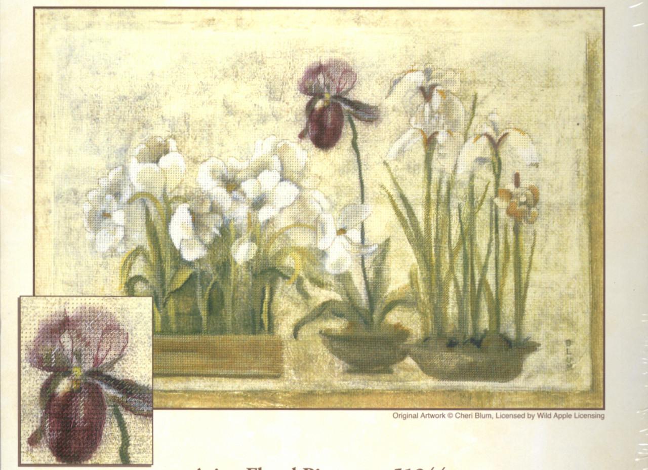 Candamar - Asian Floral