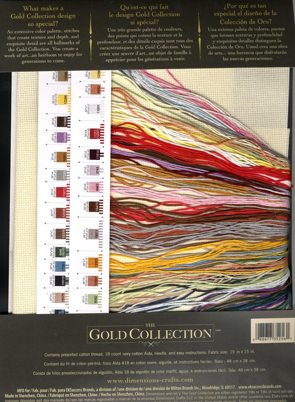 Dimensions Gold Collection - Paris Market