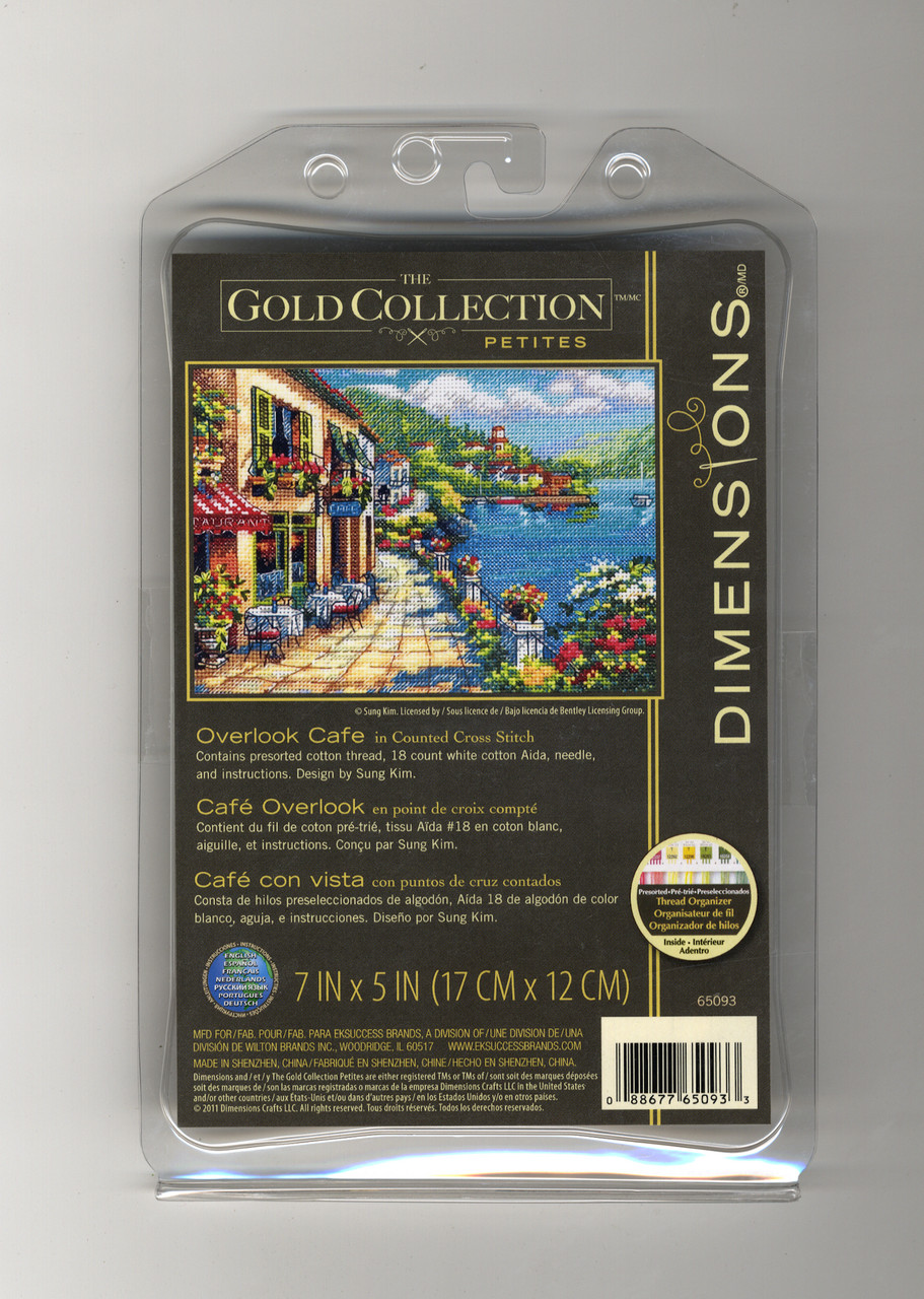 Dimensions Gold Collection - Overlook Cafe