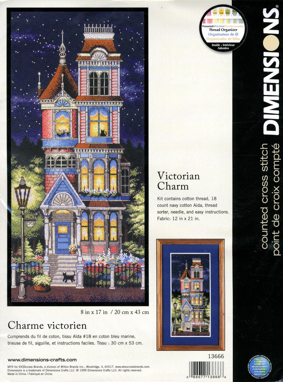 Dimensions - Victorian Charm