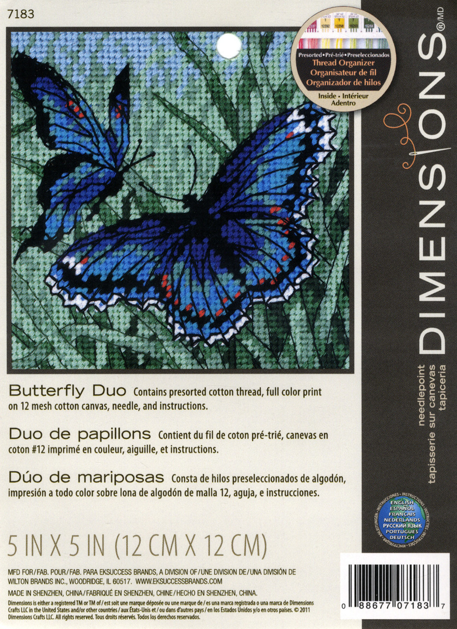 Dimensions Minis - Butterfly Duo