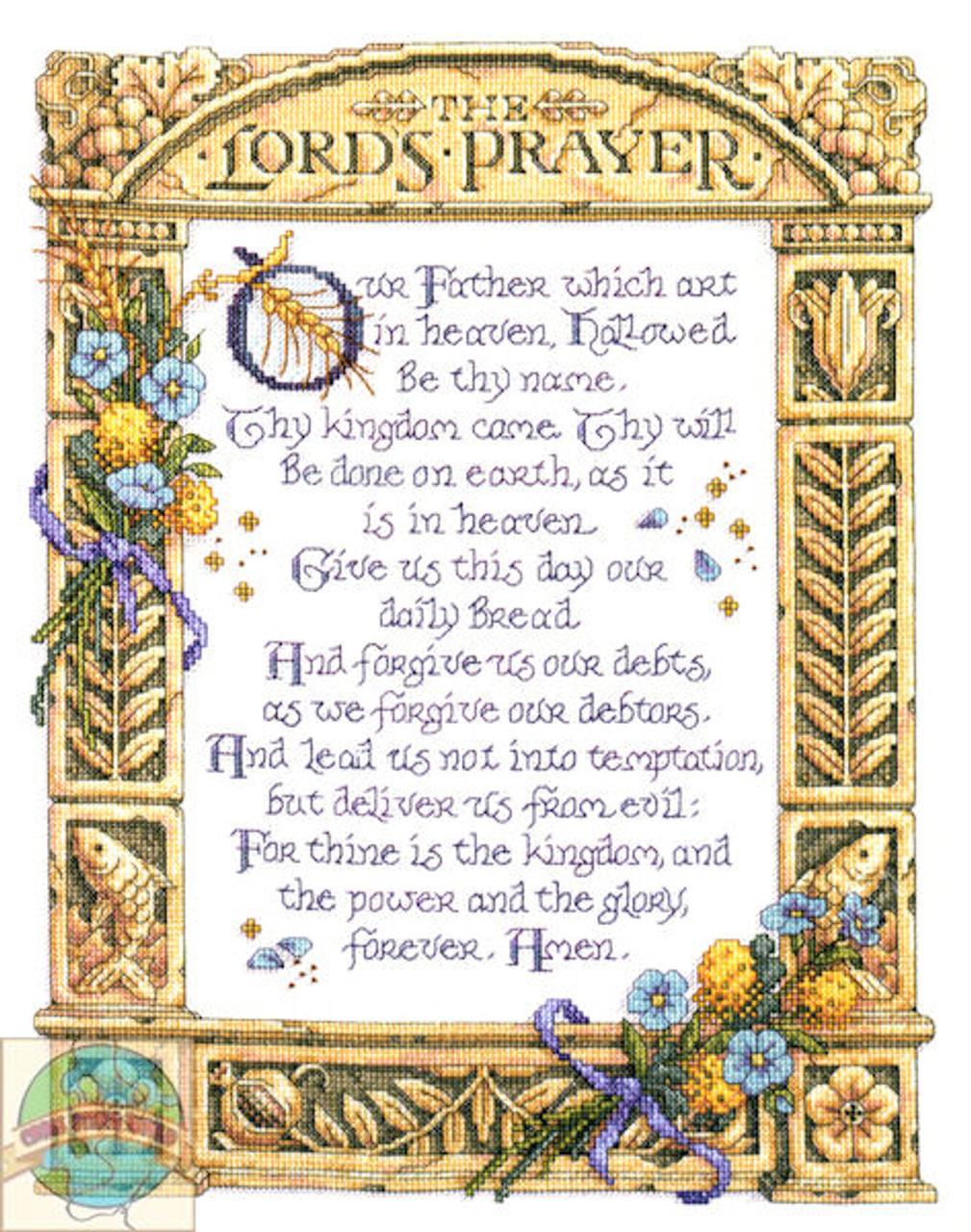 Plaid / Bucilla - The Lord's Prayer