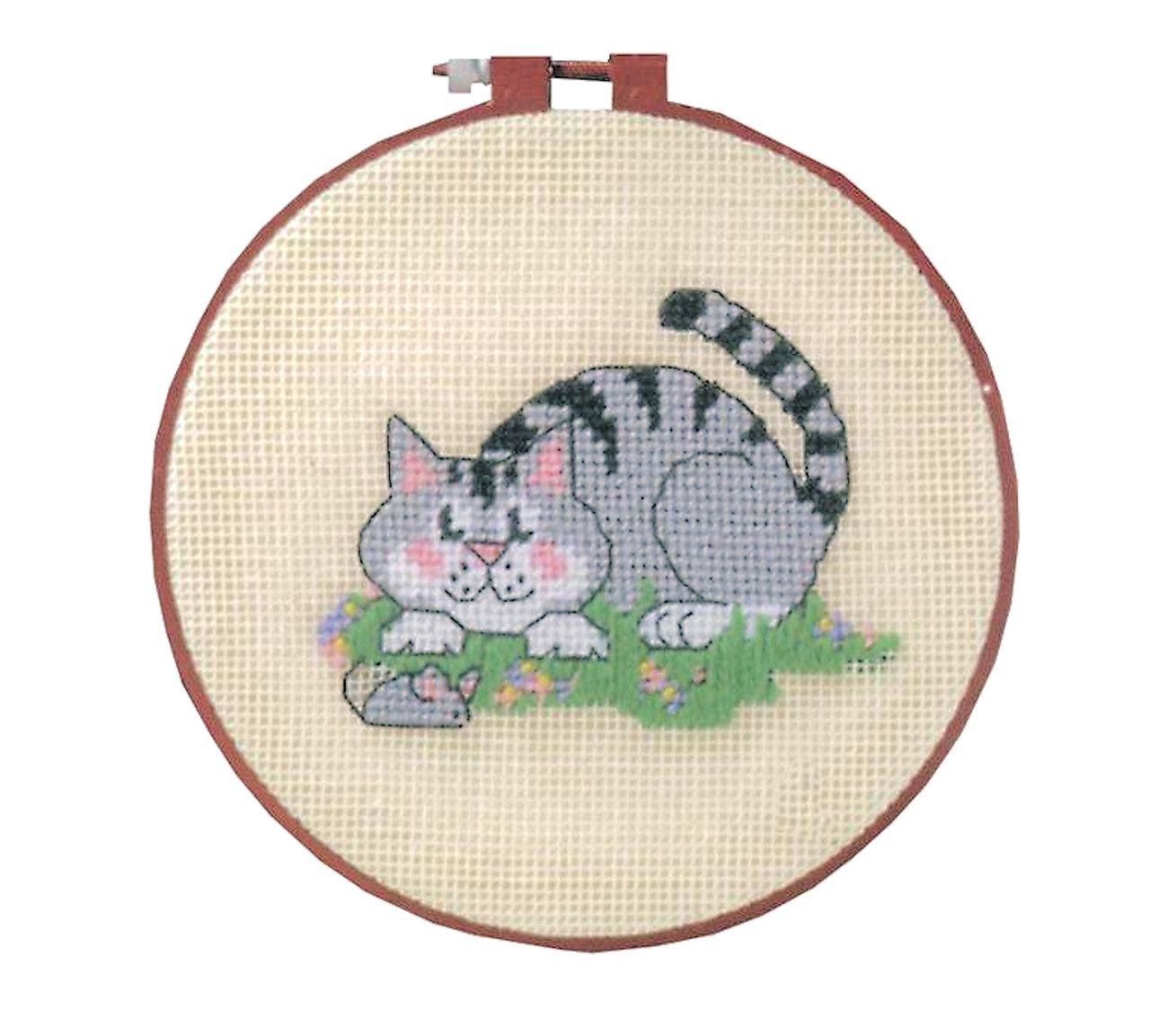 Learn a Craft - A Cat and A Mouse