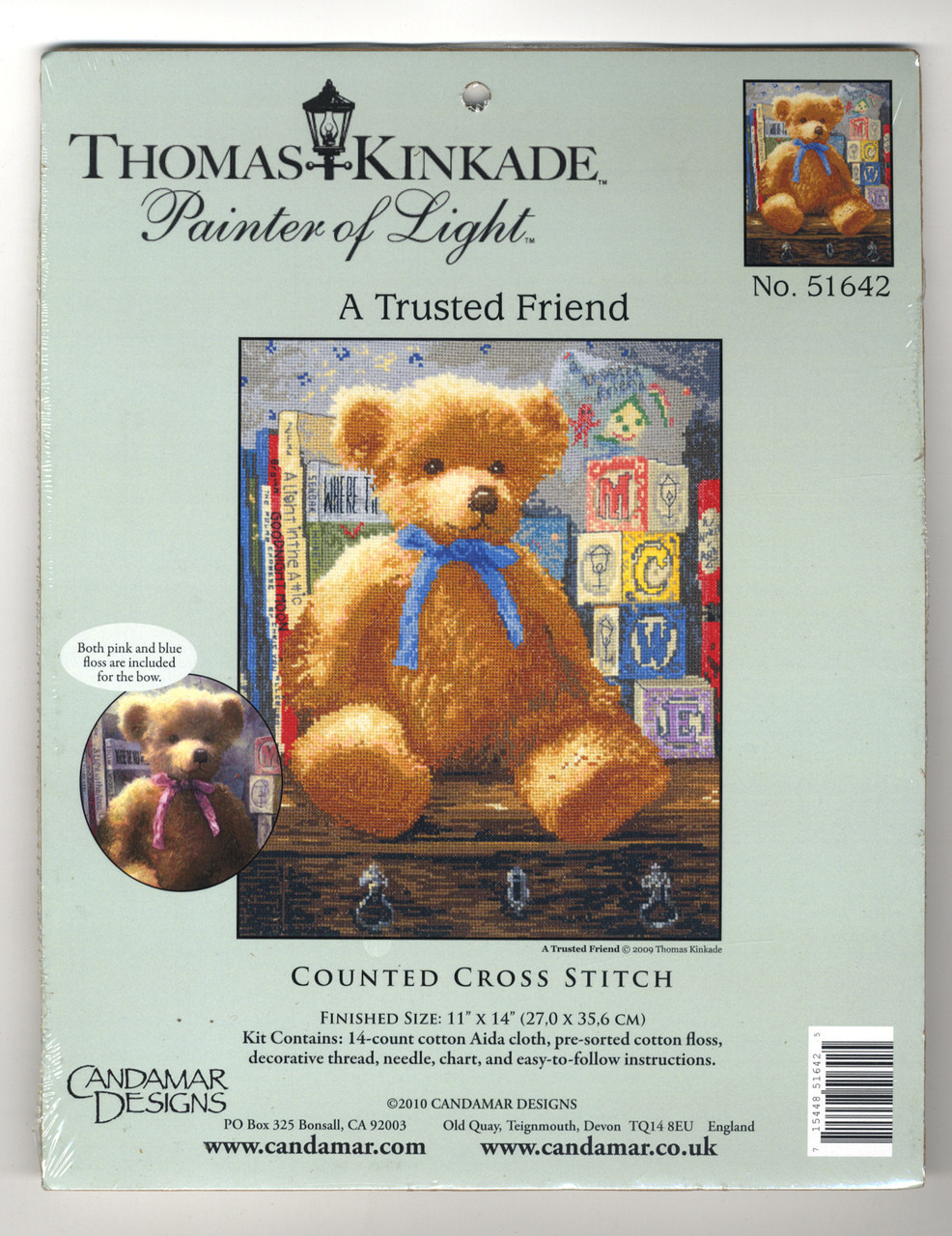 Candamar / Thomas Kinkade - A Trusted Friend