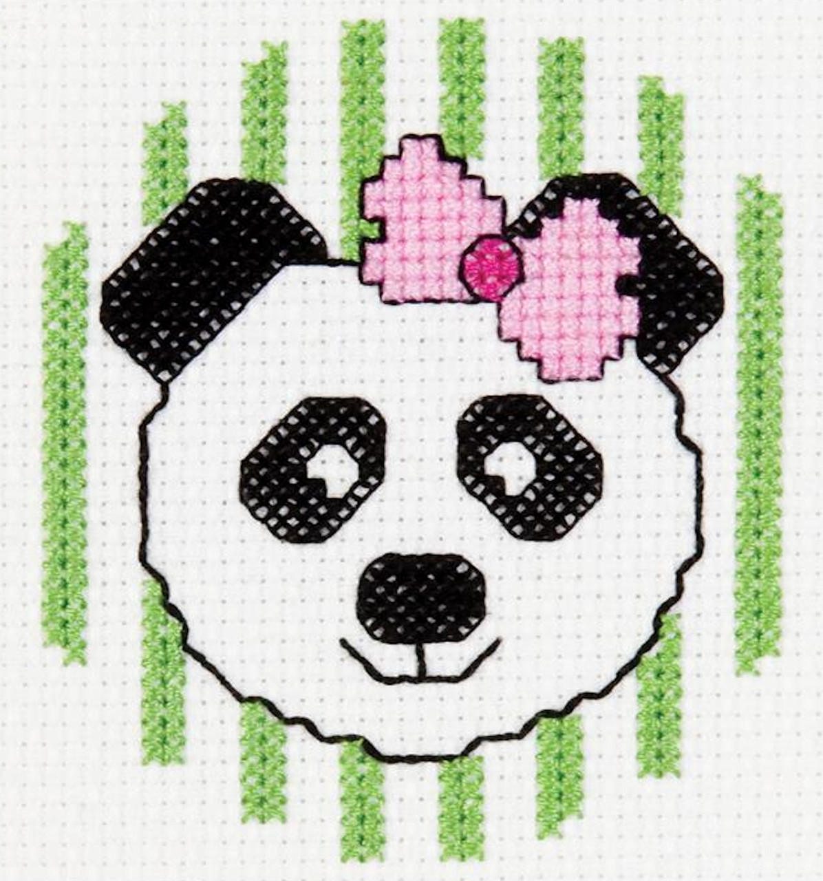 My 1st Stitch - Panda