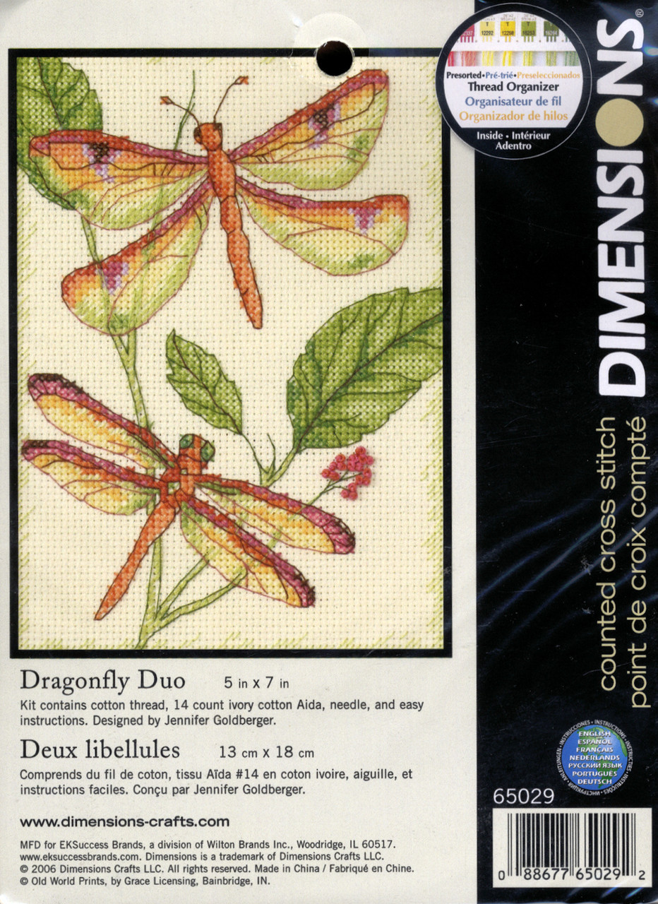 Dimensions Minis - Dragonfly Duo