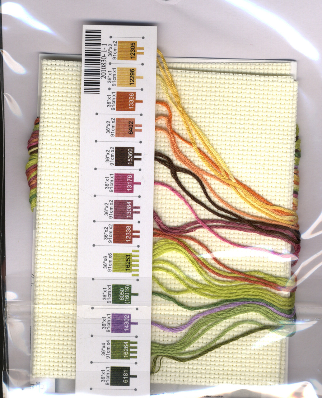 Butterfly Kit Stitched Thread Dimensions Mini Needlepoint butterfly Duo