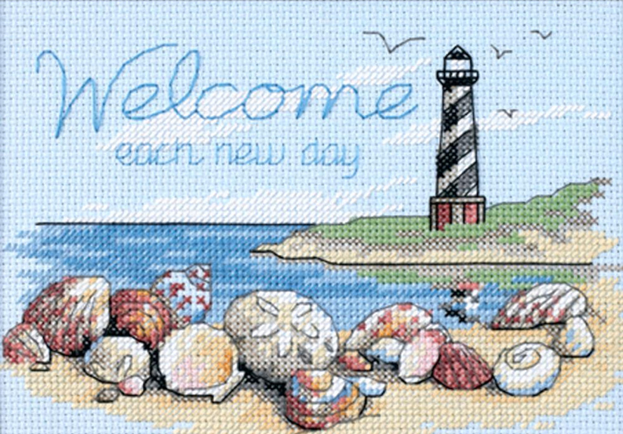 Dimensions Minis - Welcome Each New Day