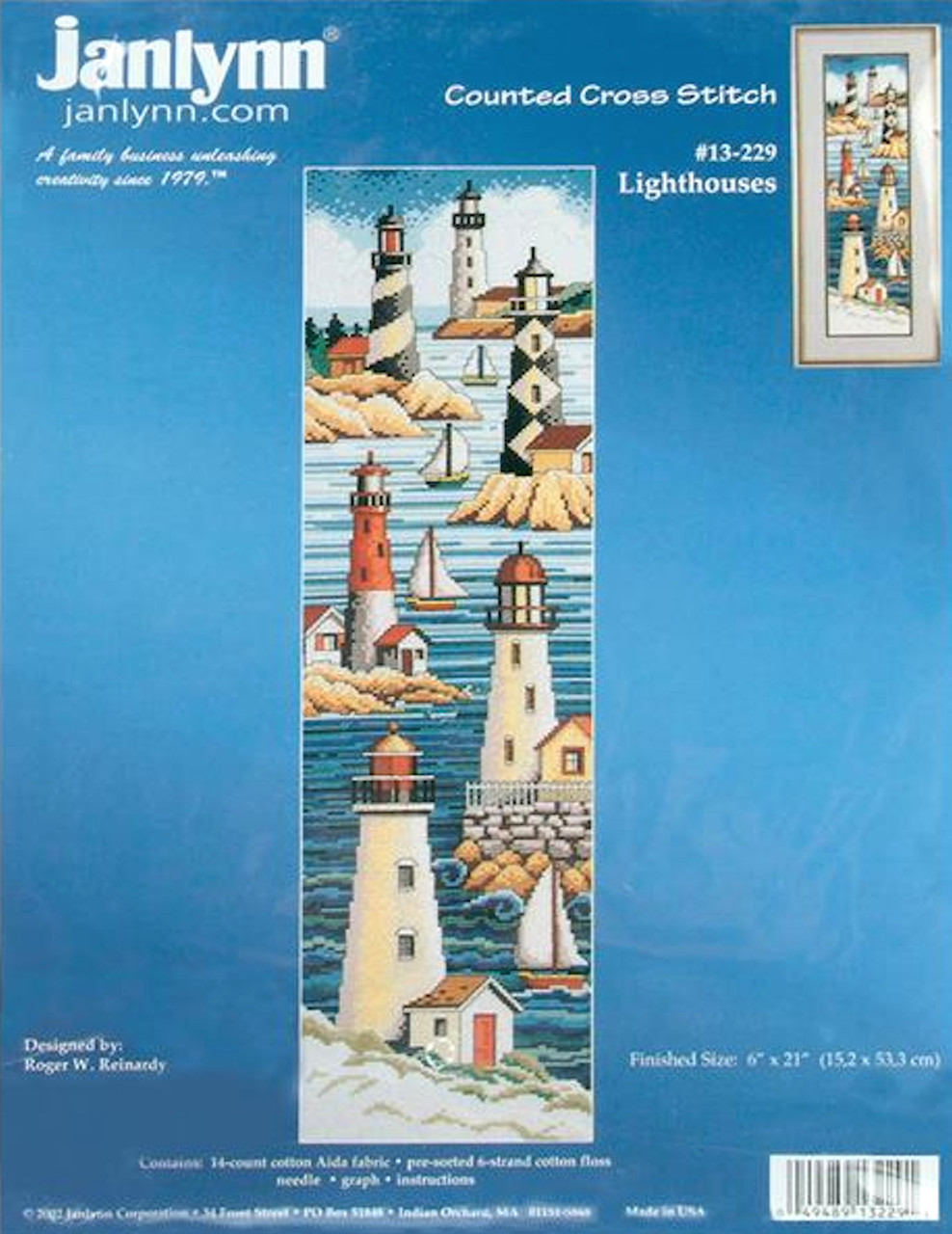 Janlynn - Lighthouses