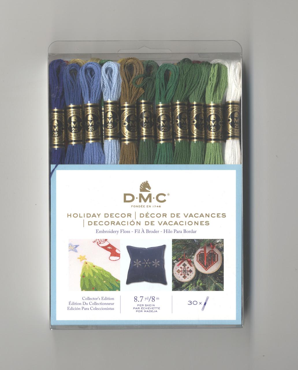 DMC - Holiday Decor Collection