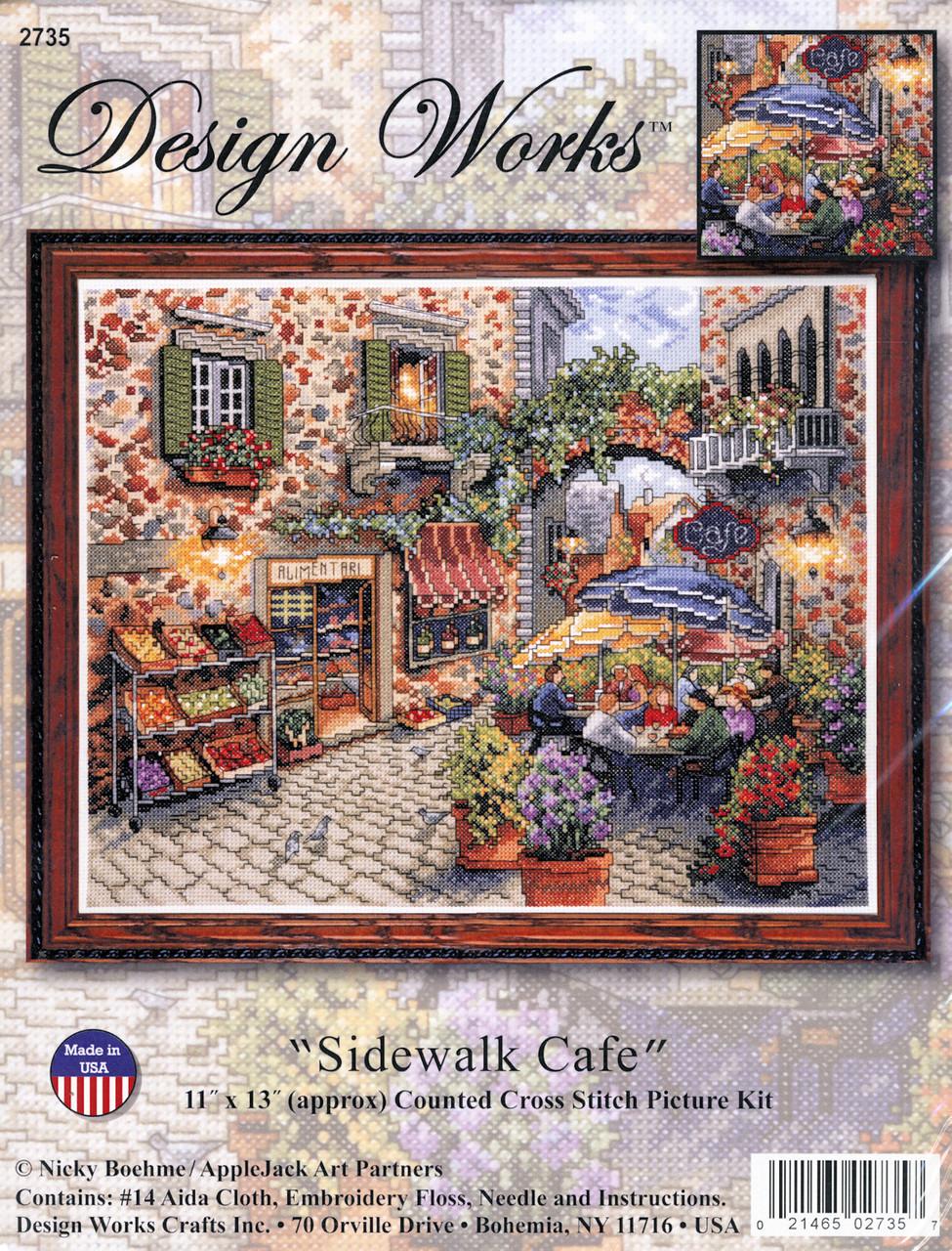 Design Works - Sidewalk Cafe