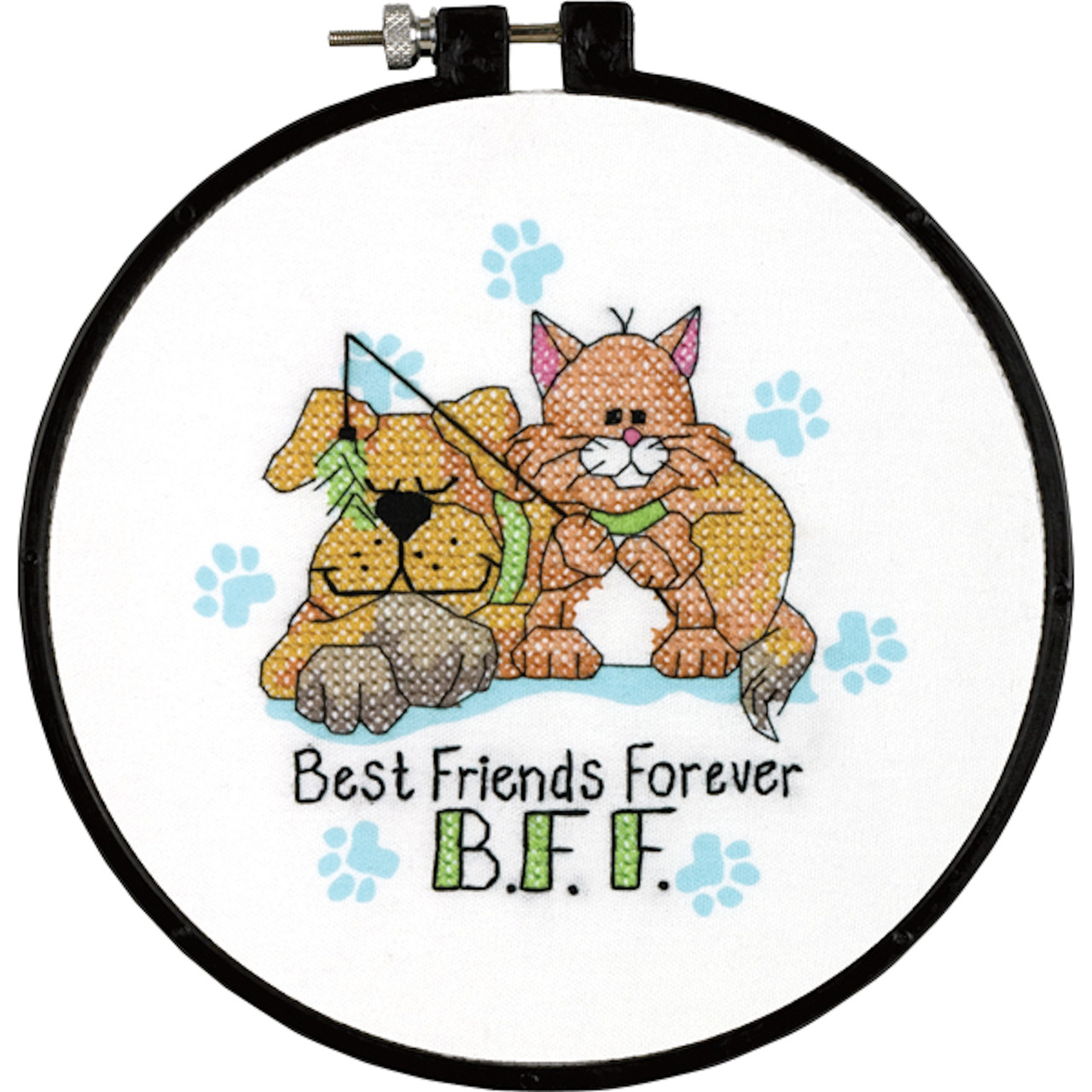 Dimensions Learn a Craft - Best Friends Forever