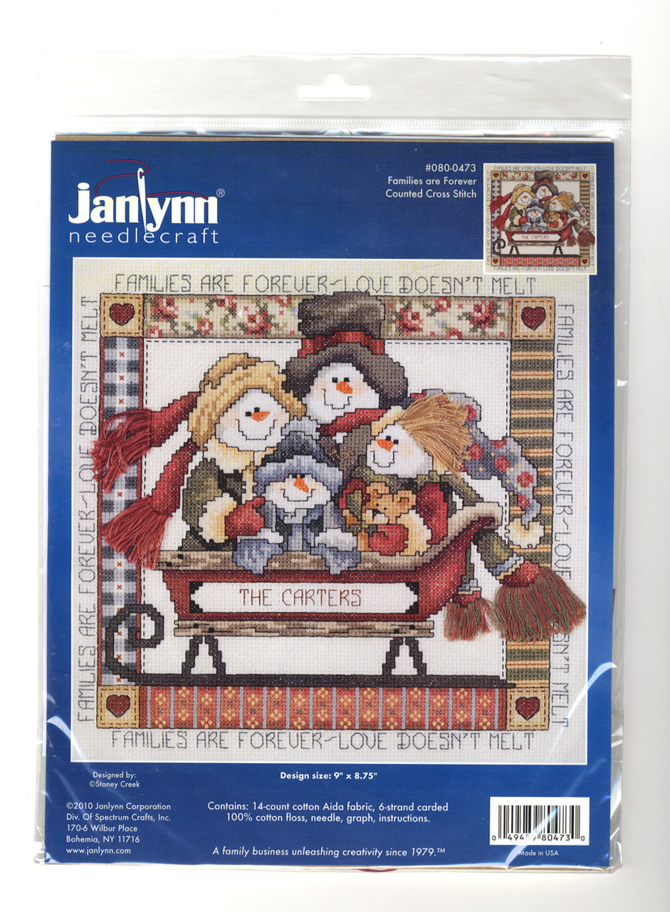 Janlynn - Families are Forever