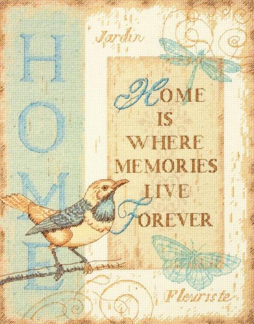 Dimensions - Home Memories