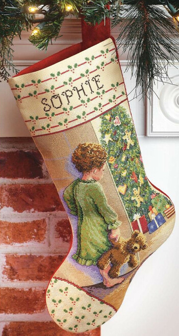 Janlynn - Christmas Morning Stocking