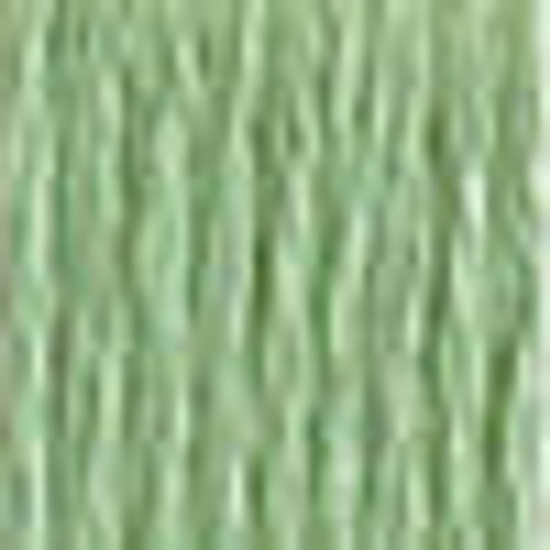 DMC # 368 Light Pistachio Green Floss / Thread