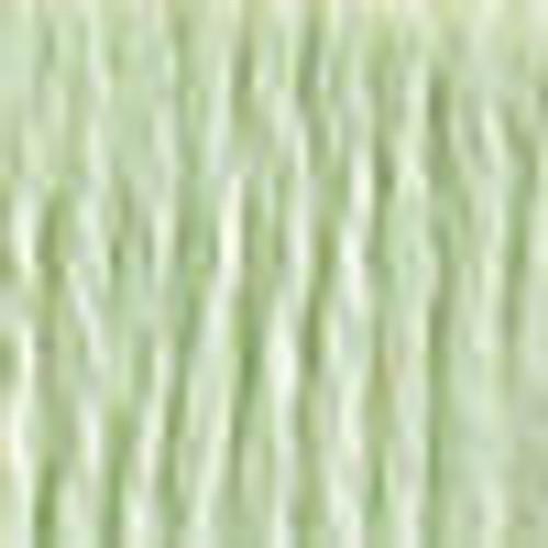 DMC # 369 Very Lt Pistachio Green Floss / Thread