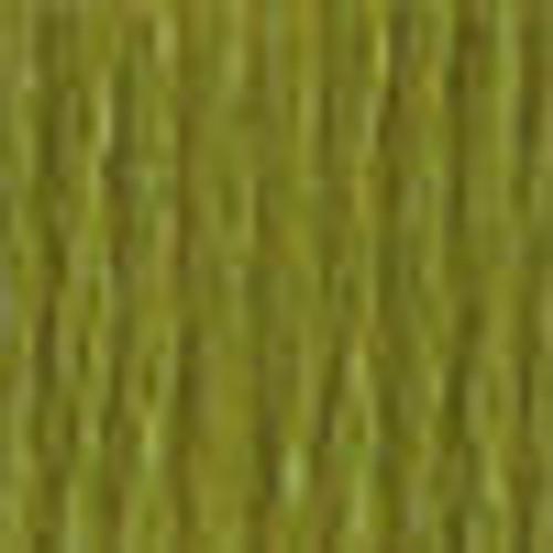 DMC # 580 Dark Moss Green  Floss / Thread