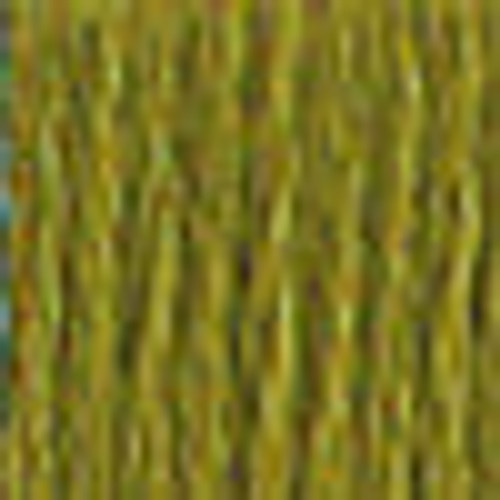 DMC # 732 Olive Green Floss / Thread