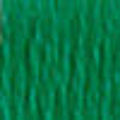 DMC # 909 Very Dark Emerald Green Floss / Thread