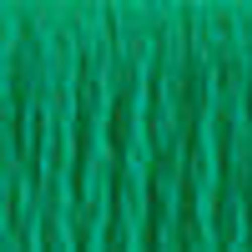 DMC # 910 Dark Emerald Green Floss / Thread