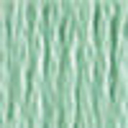 DMC # 966 Medium Baby Green Floss / Thread