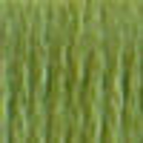 DMC # 3347 Medium Yellow Green Floss / Thread