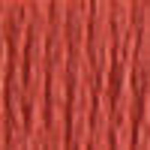 DMC # 3722 Medium Shell Pink Floss / Thread