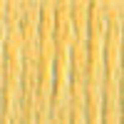 DMC # 3822 Light Straw Floss / Thread