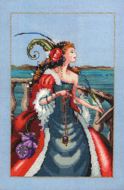 Mirabilia - The Red Lady Pirate