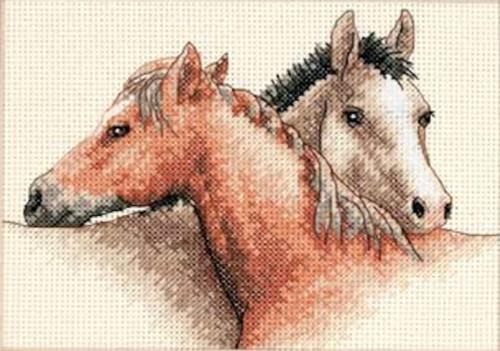 Dimensions Minis - Horse Pals