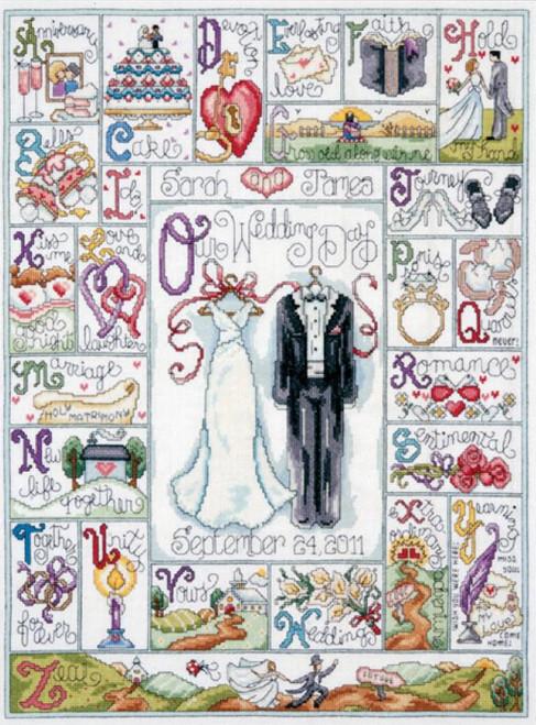 Design Works - Wedding ABC