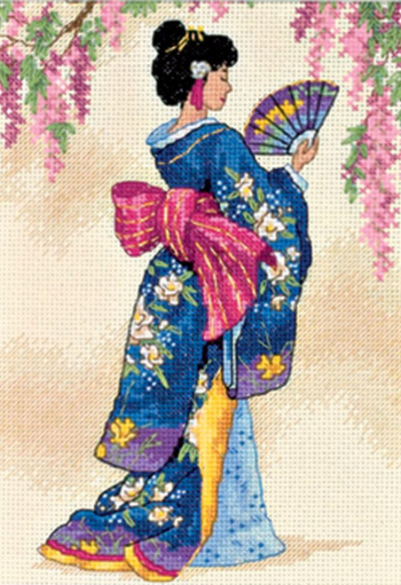 Gold Collection Petites - Elegant Geisha
