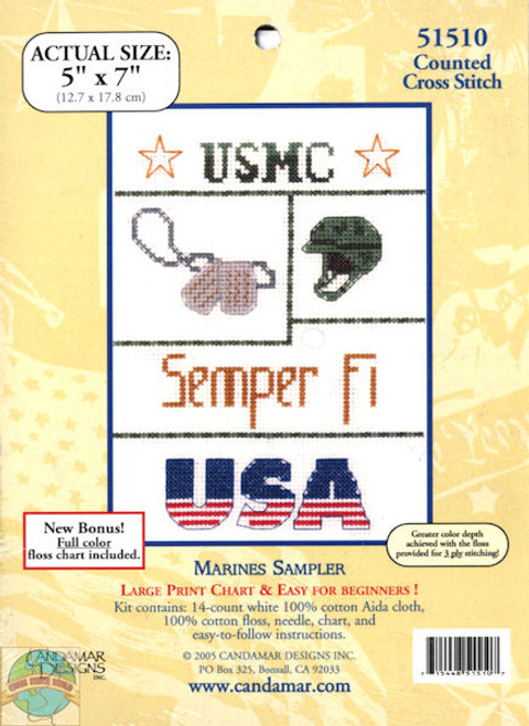 Candamar - Marines Sampler
