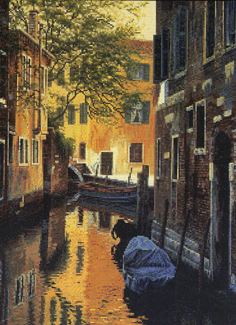 Gold Collection - Venetian Back Alley