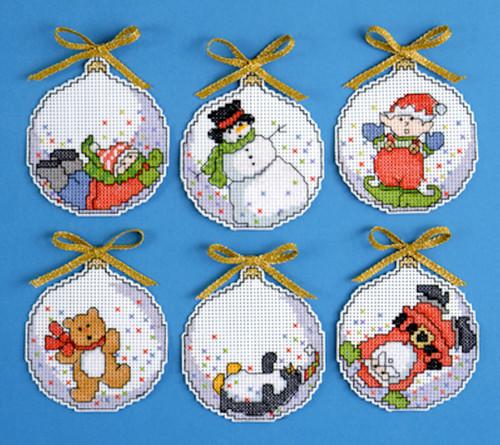 Design Works - Bubbles Ornaments (6)