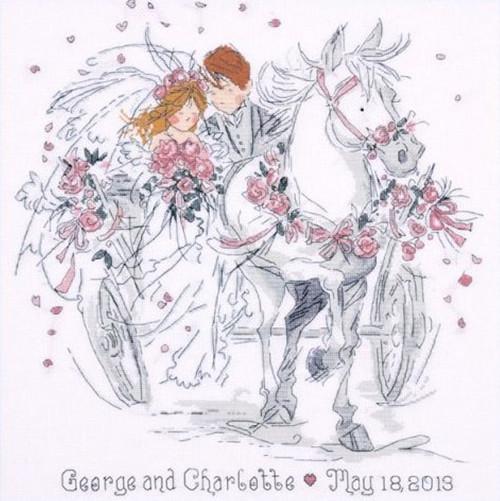 Design Works - Wedding Carriage