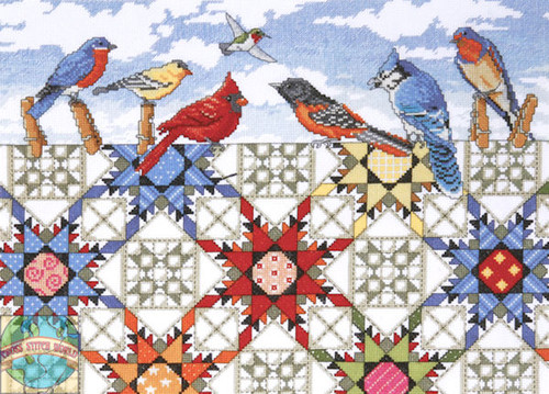 Design Works - Feathered Stars
