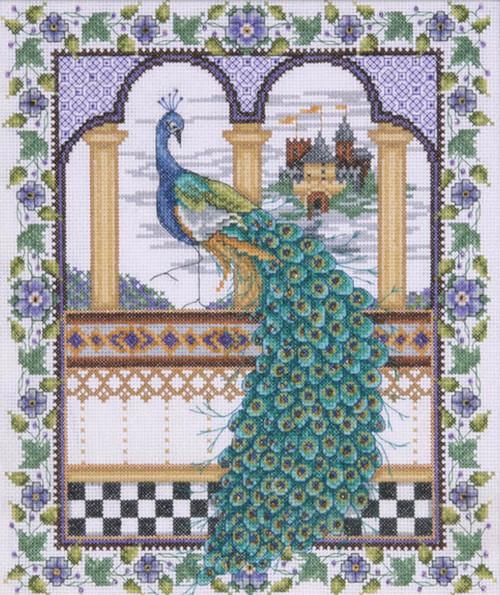 Design Works - Majestic Peacock