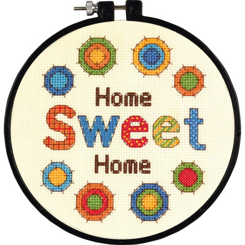 Dimensions Learn a Craft - Sweet Home